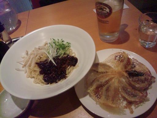 北京ジャージャー麺